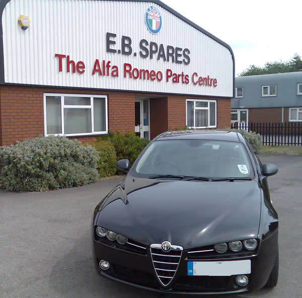 alfa romeo 159 parts and spares