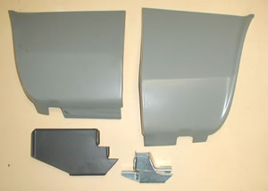 Body Parts For Series GTGTVs Updated - Alfa romeo body panels